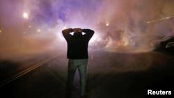 Protesti u Fergusonu u Mizuriju (arhiva)