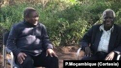 Nyusi e Dhlakama, Gorongosa