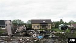 Rusya'da Uçak Kazasında 44 Kişi Öldü