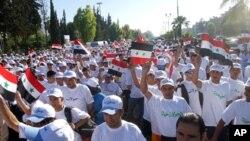شام: سرکاری فورسز کی کارروائیوں میں مزید 15 ہلاک