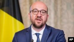 PM Belgia Charles Michel mengakui, negaranya telah membuat kesalahan dalam memberantas ekstremis (foto: dok).