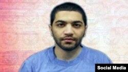 حمزه درویش، زندانی اهل سنت