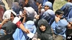 رپوټ: افغانستان کې د امریکا د مرستو ارزونه