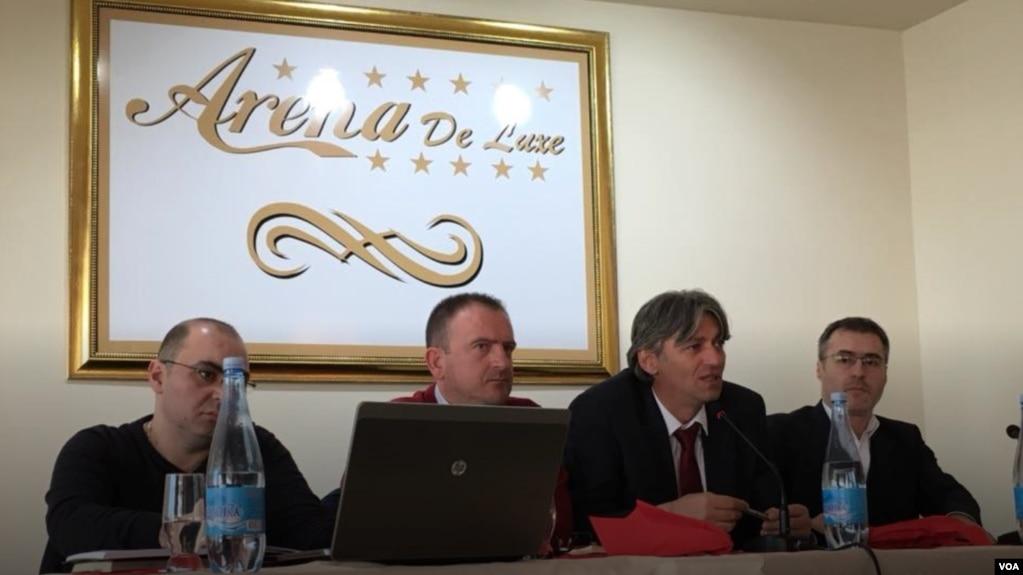 """Maqedoni: """"Aleanca për Shqiptarët"""" do të qëndrojë në koalicion"""