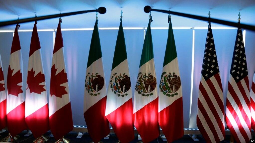EE.UU., México y Canadá, inician semana crucial en renegociación del TLCAN