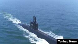 Tàu ngầm (ảnh tư liệu)
