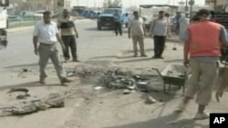 آرشیف: انفجار در عراق