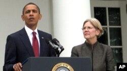 奥巴马周五宣布沃伦负责筹建费者金融保护局