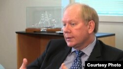 Australian Ambassador to Zimbabwe Matthew Neuhaus