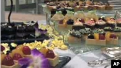 Tasty delicacies on display at the annual Embassy Chef Challenge, a competition for world-class embassy chefs