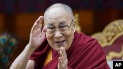 達賴喇嘛稱 由香港局勢可看出極權制度不適合中國