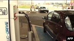 Budućnost evropskih pumpi - automobili na električno napajanje