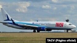 Avião da TACV