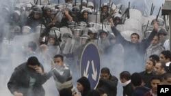 Qohira, Misr. 28-yanvar, 2011-yil.