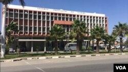 Sede do governo no Namibe