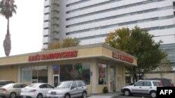 Một cửa hàng Lee Sandwiches tại San Jose, California