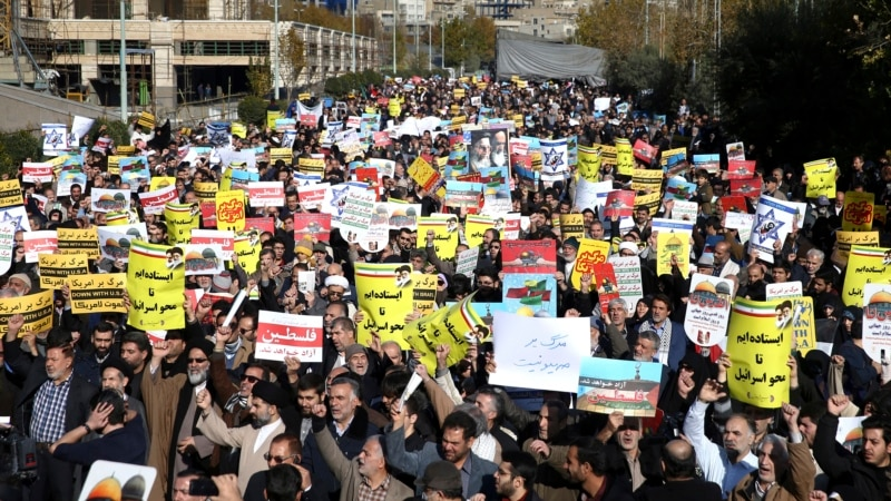Protesters Lash Out at Trump Across Muslim World