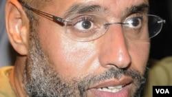 Seif al-Islam Gaddafi ditahan di Zintan, Libya barat (foto: dok).