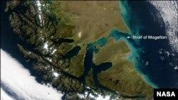 Strait of Magelan
