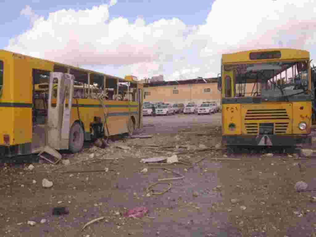 Las explosiones estuvieron dirigidas a un edificio de inteligencia militar y una base de las fuerzas de seguridad en la principal ciudad comercial del país.