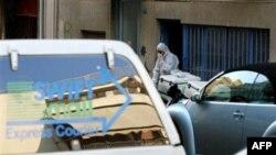 Yunanistan'da Bombalı Paket Patladı