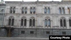 Здание на Гагаринской 3А
