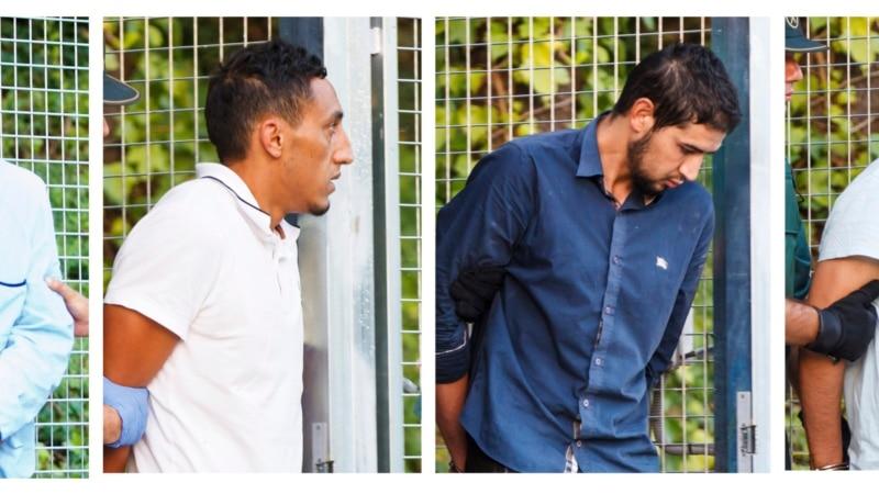 Իսպանիայում 4 ահաբեկիչները կանգնեցին դատարանի առջեւ