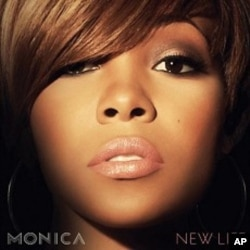 "Monica's ""New Life"" CD"