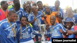 Dynamos Football Club players