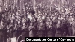 Many of the Cambodian intellectual from abroad lived in Boeung Trabek prison camp, located in Phnom Penh.