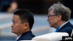 Jack Ma, Bill Gates