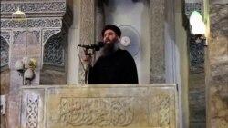 al-Baghdadi ေသဆံုးျခင္းႏွင့္ IS ေရွ႕ေရး