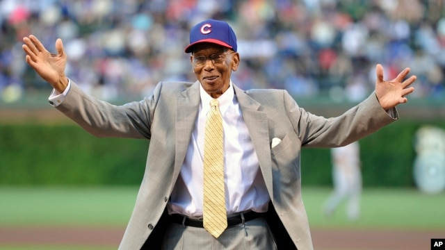Ernie Banks, Aug. 13, 2013