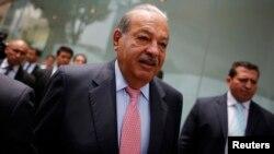 El magnate mexicano de las comunicaciones adquiere el 16.8 por ciento del capital del The New York Times.