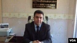 بهڕێز؛ كرمانج عیزهت قایمقامی قهزای سۆران -ههرێمی كوردستان-عێراق