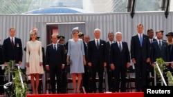 French, German Presidents Mark World War I Anniversary