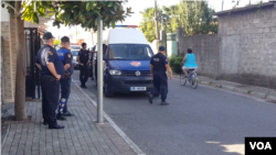 Policia Shkodra