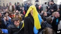 Харьков, Украина, 1 марта 2014г.
