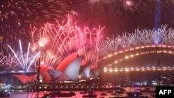 Sydney Opera House, biểu tượng của nước Úc. Hình minh họa.