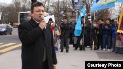 世界维吾尔大会秘书长多力坤·艾沙