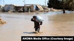 سیلابهای اخیر بیشتر در ولایات شمالی افغانستان سرازیر شده است
