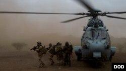 هم اکنون حدود ۱۶ هزار نظامی امریکایی در افغانستان مستقر است