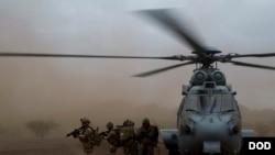 """L'armée américaine a assuré prendre la situation """"extrêmement au sérieux"""" et a ouvert une enquête."""