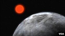 Según investigadores estadounidenses, en la superficie del planeta podría haber agua líquida.