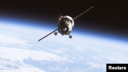 俄罗斯不载人进步号货运宇宙飞船