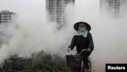 Theo nghiên cứu của GreenID, nhiều người dân Hà Nội bày tỏ lo ngại về chất lượng không khí.