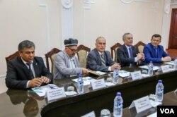 Tojikistonlik delegatsiya Toshkentda