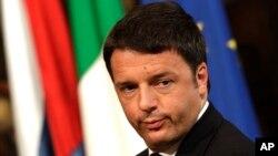 İtalya Başbakanı Matteo Renzi, Suriyeli mülteciler için öngörülen mali yardım paketinde ülkesinin payına düşen katkıyı sağlama kararı aldı.