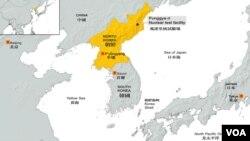 朝鮮鳳溪里核試驗場