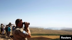 UN Golan Mission Faces Troop Shortage